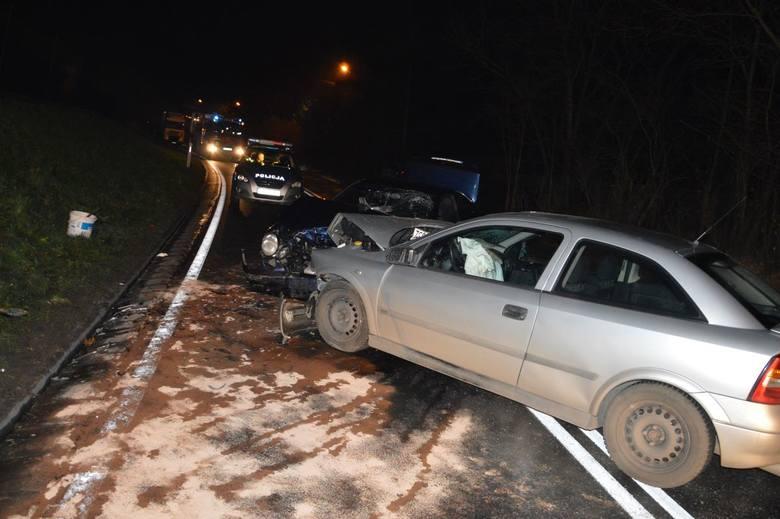 Znane są już przyczyny wypadku, do jakiego doszło 1 grudnia, tuż przed północą, na drodze krajowej nr w Wylatowie (gmina Mogilno).Przypomnijmy: zderzyły