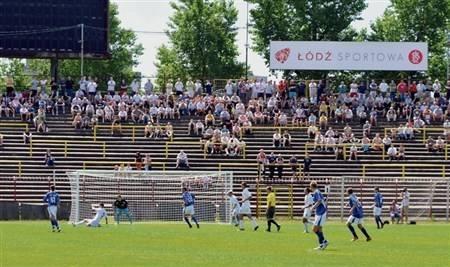 Decyzja o zamknięciu stadionu ŁKS cofnięta