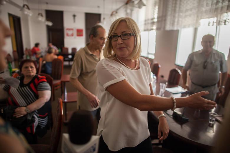 Wybory samorządowe 2014. Joanna Kopcińska inauguruje nową odsłonę kampanii