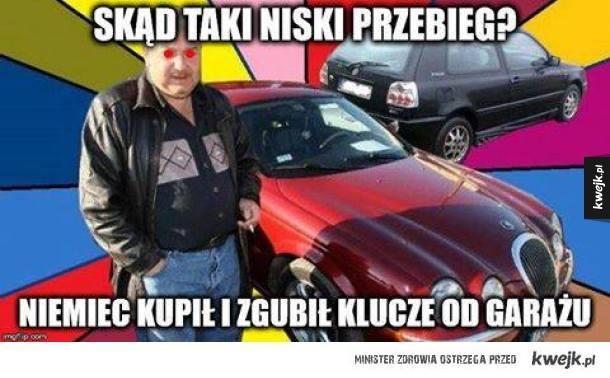 Mirek Handlarz MEMY. Internauci śmieją się z polskich handlarzy samochodami. Zobaczcie najlepsze teksty handlarza!