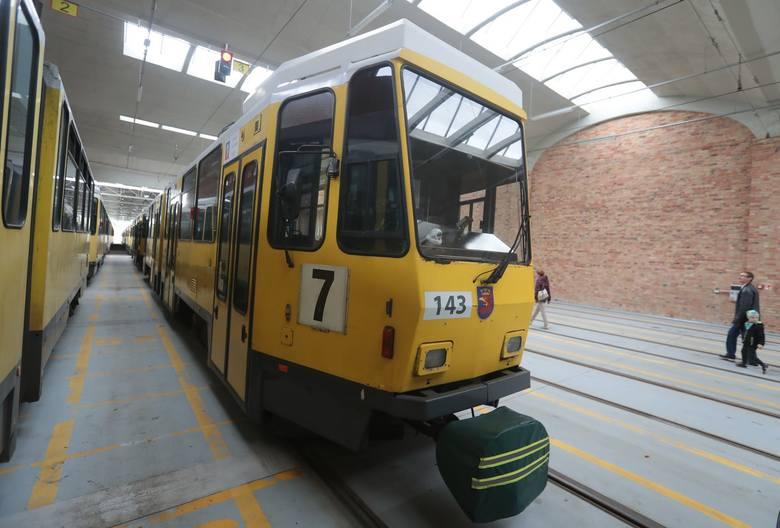 Tłumy zwiedzały Zajezdnię Pogodno, parada tramwajów - czyli drugi dzień święta komunikacji [ZDJĘCIA, WIDEO]