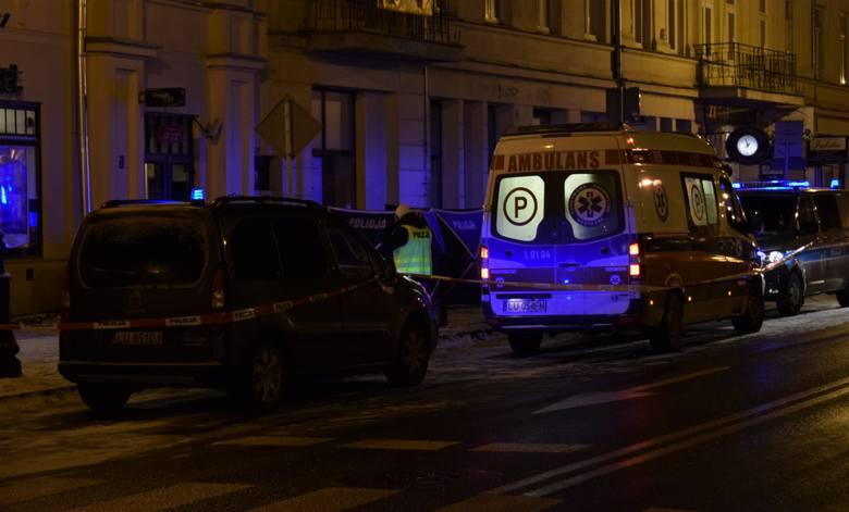 Nożownik zaatakował dwóch mężczyzn przy ul. Narutowicza w Lublinie. Jeden z nich zmarł (ZDJĘCIA)