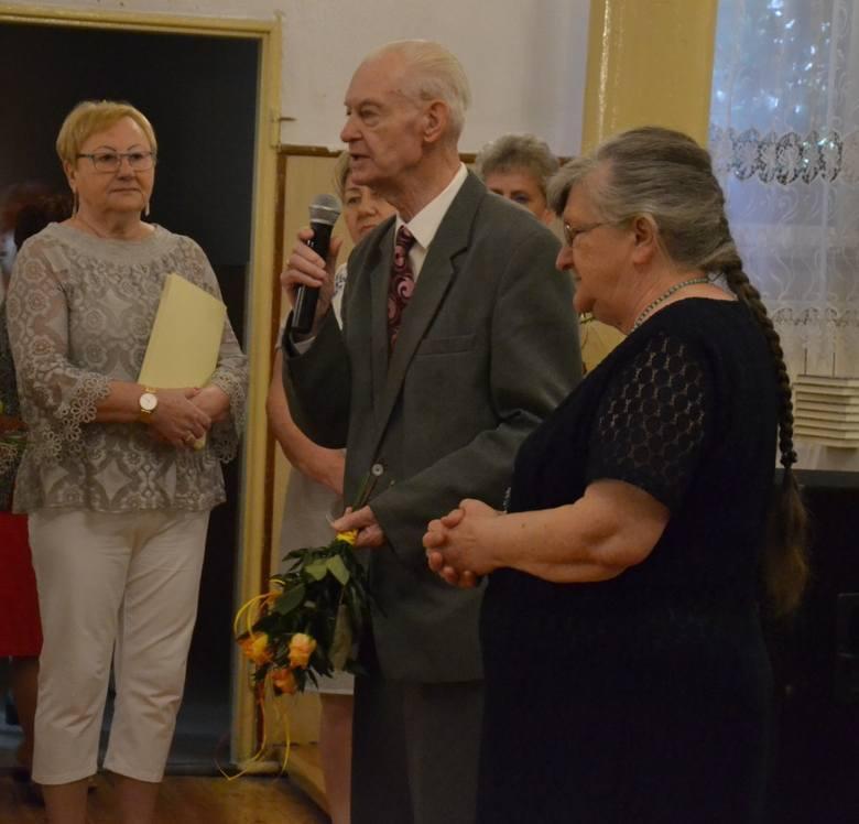 Skępskie Koło Polskiego Związku Emerytów, Rencistów i Inwalidów obchodziło dziesiątą rocznicę powstania. Od samego początku szefuje mu Krystyna Karpińska,