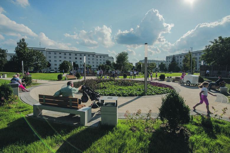 Przestrzeń publiczna przyjazna rodzinie: nowo otwarte tężnia solankowa oraz skwery miejskie