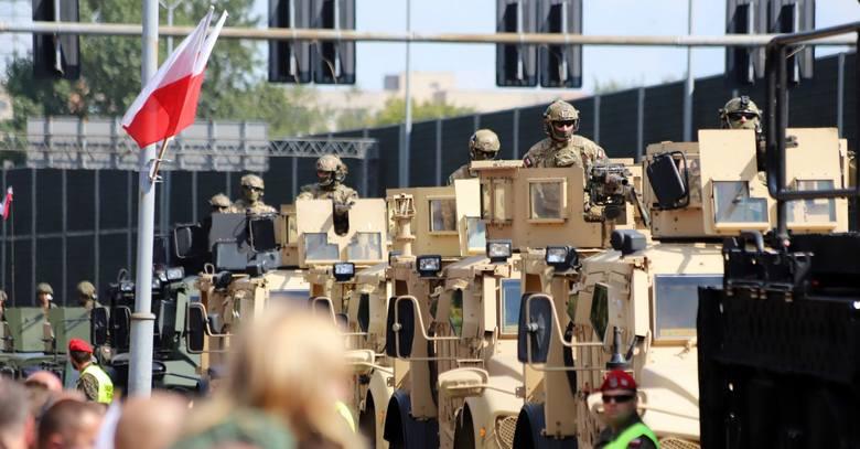 Wszyscy goście, którzy odwiedzili centrum miasta mogli z bliska zobaczyć wojskowy sprzęt – czołgi Leopard, Rosomaki, indywidualne wyposażenie żołnierzy