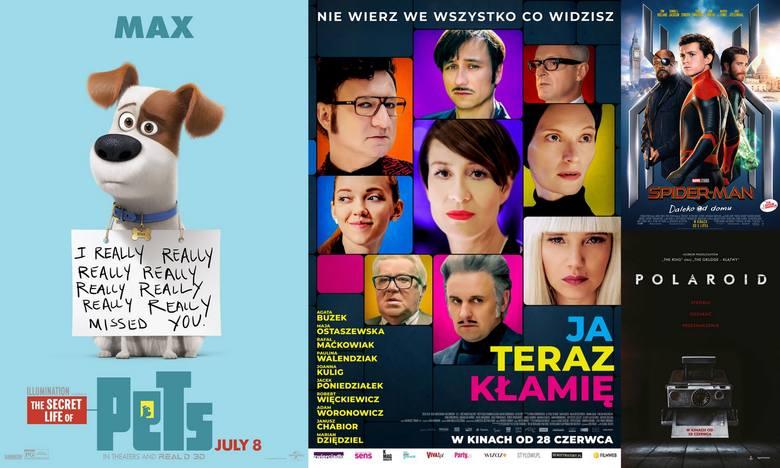 Repertuar kina Polonez w dniach od 5 do 11 lipca
