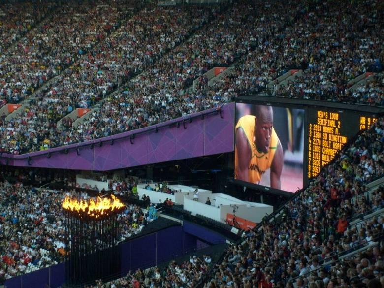Londyn 2012 - rzut oka na olimpijskie areny sportowe [zdjęcia]