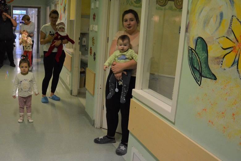 Zdjęcia ze szpitali sprzed pandemii koronawirusa