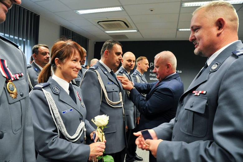 lubuscy policjanci, wyróżnienia policjantów