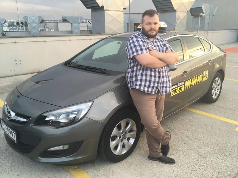 Tomasz Iwański, Taksówkarz Roku.