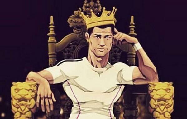 Memy po wtorkowy meczach LM: Ronaldo królem, Manchester City znokautował PSG [GALERIA]