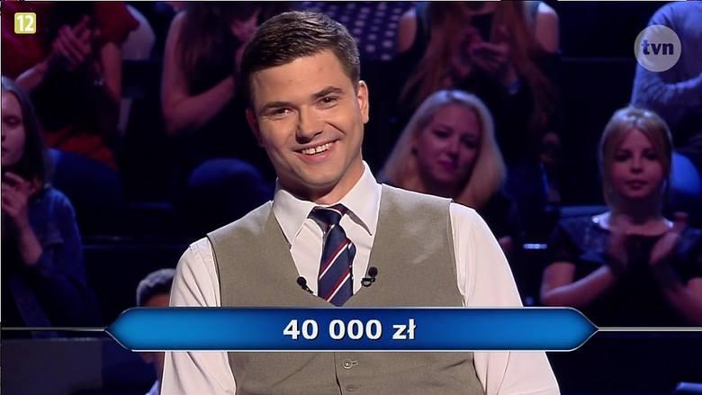 """Milionerzy TVN - pytanie za milion 10.09.2018. Uczestnik """"Milionerów"""" usłyszał 10 września 2018 pytanie za milion!"""