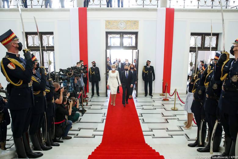 Zaprzysiężenie prezydenta Andrzeja Dudy. Zdjęcia z uroczystości