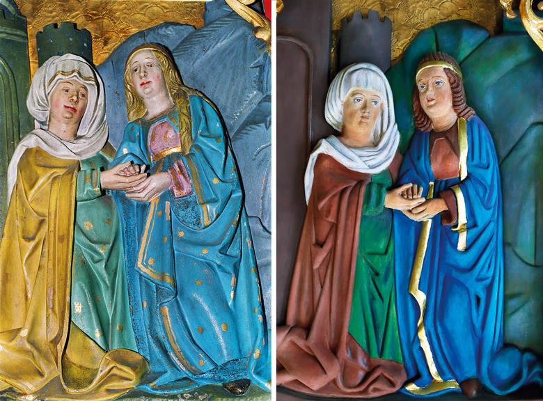 Kościół świętej Anny w Oleśnie z 1518 roku. Historia barbarzyńskiej kradzieży.