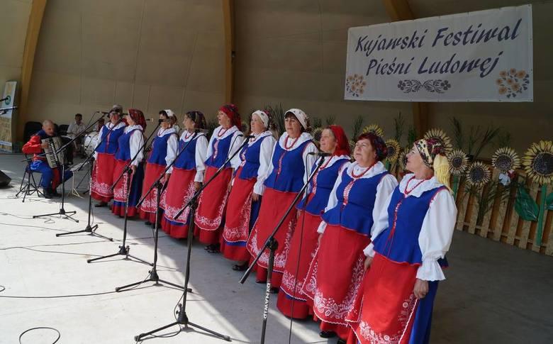 W Inowrocławiu odbył się VI Kujawski Festiwal Pieśni Ludowej [zdjęcia]