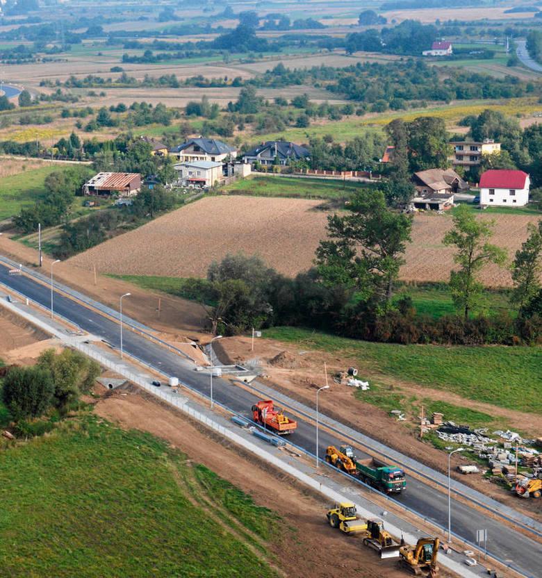 W Brzegach powstają nowe drogi i inna infrastruktura za 90 mln zł