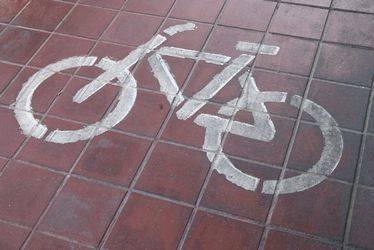 NIE dla ścieżki rowerowej