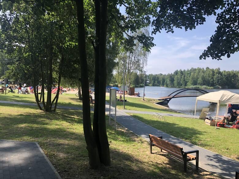 Nowe kąpieliśko przy ulicy Fabrycznej w Nowogrodzie Bobrzańskim