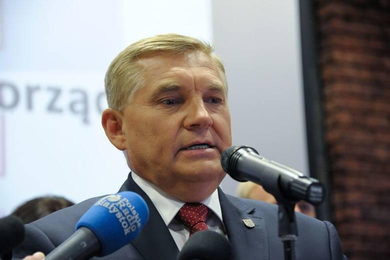 Tadeusz Truskolaski - prezydent Białegostoku będzie się ubiegał o trzecią kadencję w magistracie (zdjęcia, wideo)