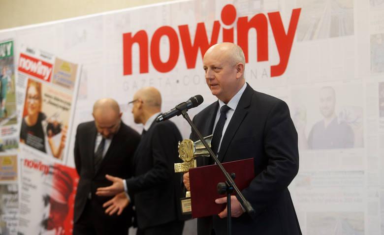 Nasze Dobre Podkarpackie 2019 - Gala Finałowa w Hotelu Prezydenckim.