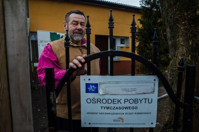Longin Kiercul może przebywać w Ośrodku Pobytu Tymczasowego przy ul. Kolejowej tylko do 15 marca.