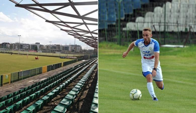 Beniaminek 2 ligi dostosowuje swój obiekt do warunków licencyjnych, ale na razie musi skorzystać z opcji rezerwowej, czyli ze stadionu Garbarni, z którą