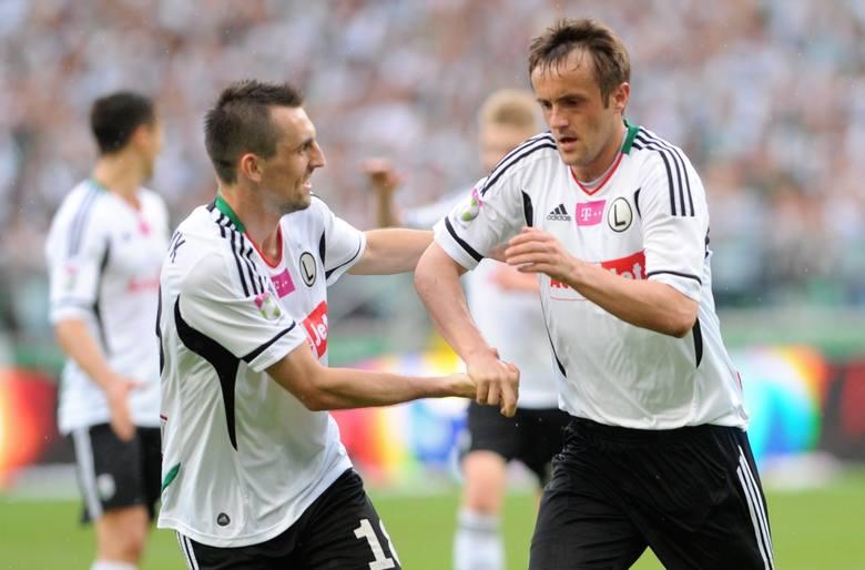 Przed Legią Warszawa faza play-off kwalifikacji do Ligi Europy. Jeśli pokona Rangers FC, pierwszy raz od 2016 r. zagra w fazie grupowej europejskich