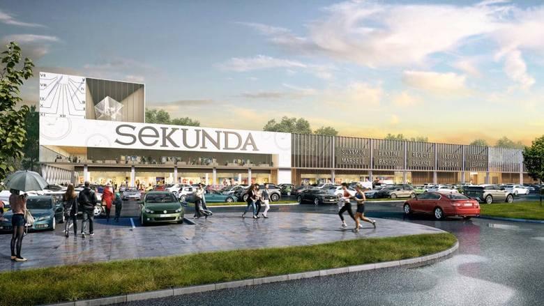 Tak będzie wyglądała nowa galeria handlowa w Jędrzejowie.