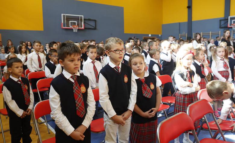 Szkoła Podstawowa Zakonu Pijarów w Rzeszowie uroczyście otwarta