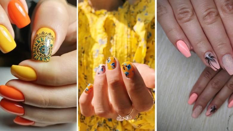 Wakacje coraz bliżej! To odpowiednia pora, by zaplanować stylizację na paznokcie na lato 2020. Co w tym roku będzie modne? Zobaczcie najmodniejsze wzory