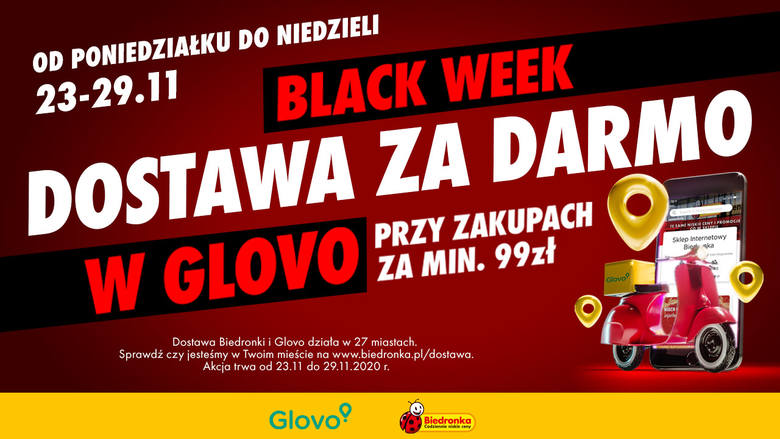 Black Friday 2020 w Biedronce, Lidlu i NETTO! Jakie promocje przygotowały dla nas znane dyskonty spożywcze?