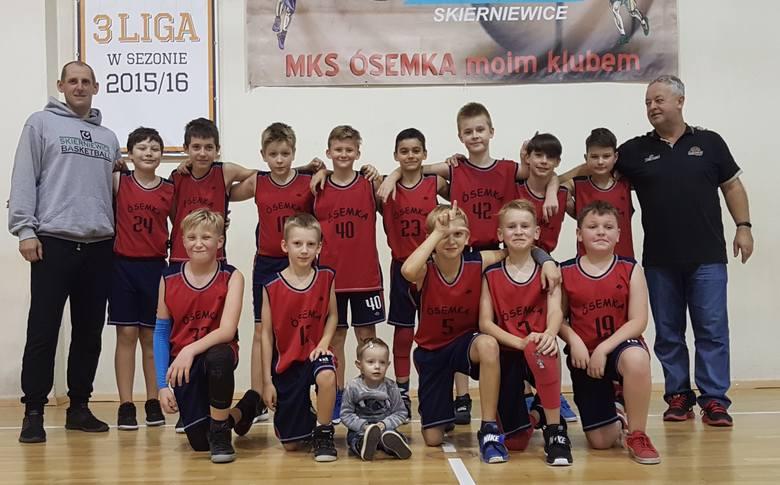 MKS Ósemka U12M