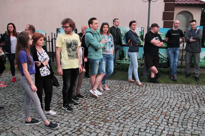 Mielczanie chętnie odwiedzili Noc Muzeów w Jadernówce i Pałacyku Oborskich [ZDJĘCIA]