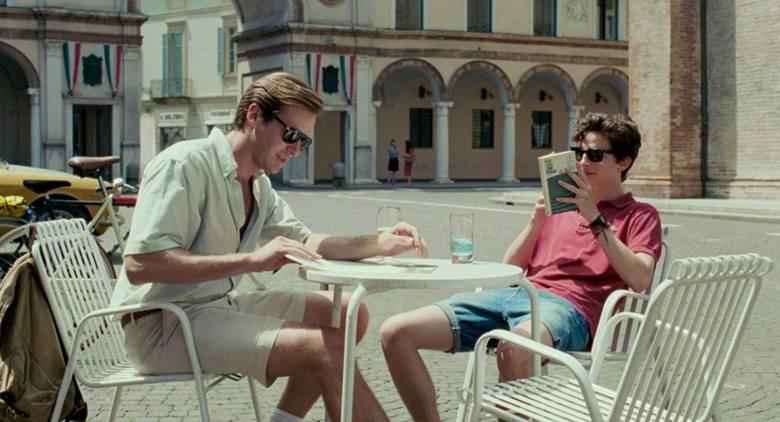 """8. """"Tamte dni, tamte noce"""", reż. Luca Guadagnino, Brazylia, Francja, USA, WłochyMimo, że miłość wydaje się najbardziej zgranym filmowym tematem, Guadagnino"""