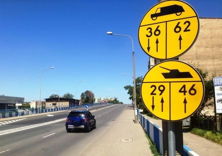 Od czwartku, 23 maja, na drogach w województwie lubuskim i dolnośląskim montowane będą nowe znaki drogowe. Ma to związek z międzynarodowymi  ćwiczeniami