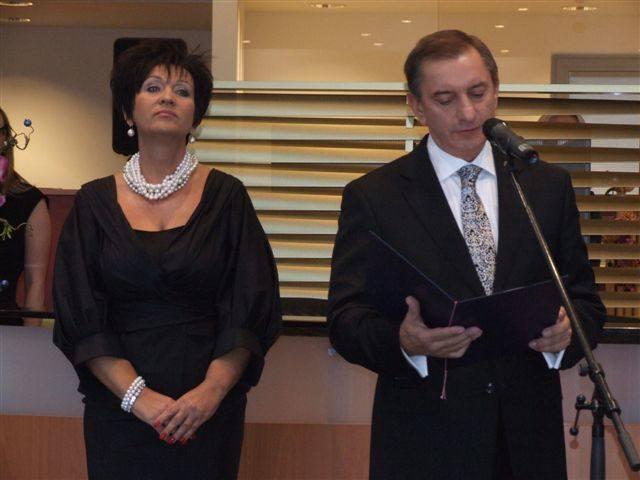 Elżbieta i Marek Romanowscy prowadzą salony Toyoty w Kielcach i Radomiu oraz salon Lexusa w Krakowie