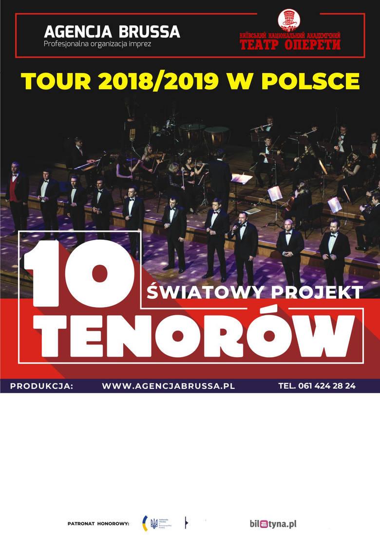 Jesień w mieście: koncert 10 tenorów i Bal Niepodległości