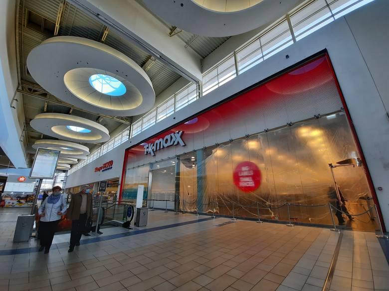Nowy sklep gotowy do otwarcia w Silesia City Center