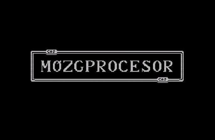 MózgprocesorHistoria polskich gier: Mózgprocesor atakuje!