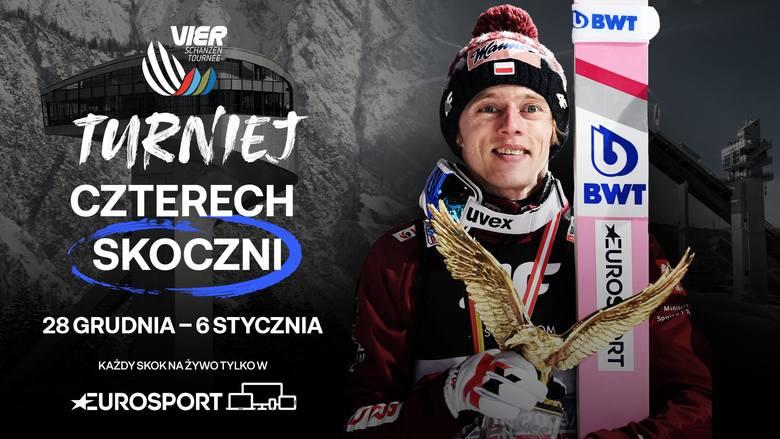 W poniedziałek rusza Turniej Czterech Skoczni, święto skoków narciarskich