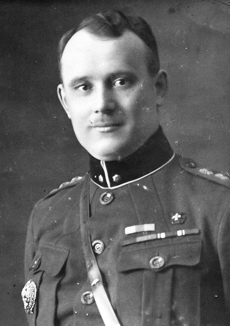 """""""Jestem mężem stanu niepodległej Estonii. Niepodległość państwowa jest najwyższym dobrem, ideałem każdego rozwiniętego kulturowo narodu, najpiękniejszym"""