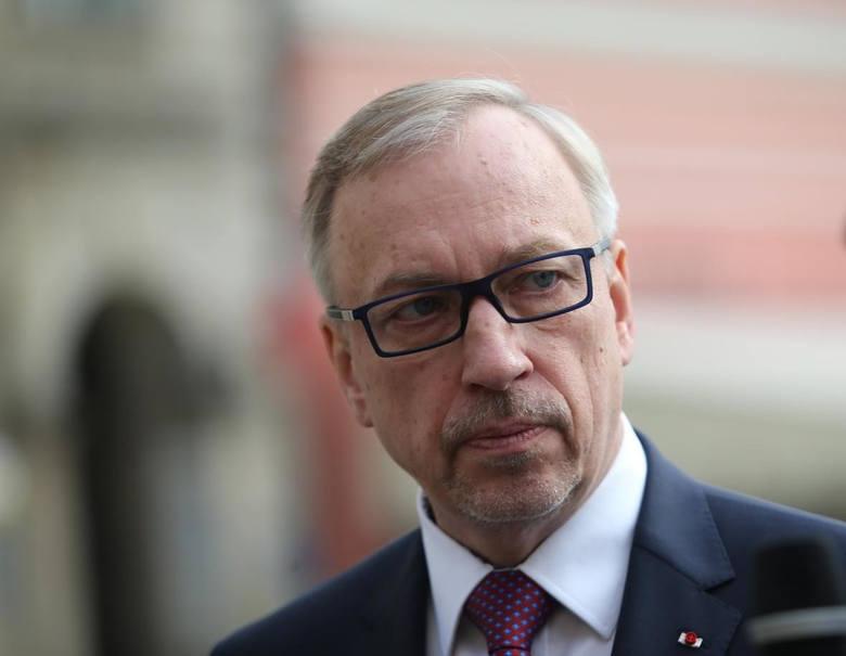 Lista PO do europarlamentu nie dla Bogdana Zdrojewskiego