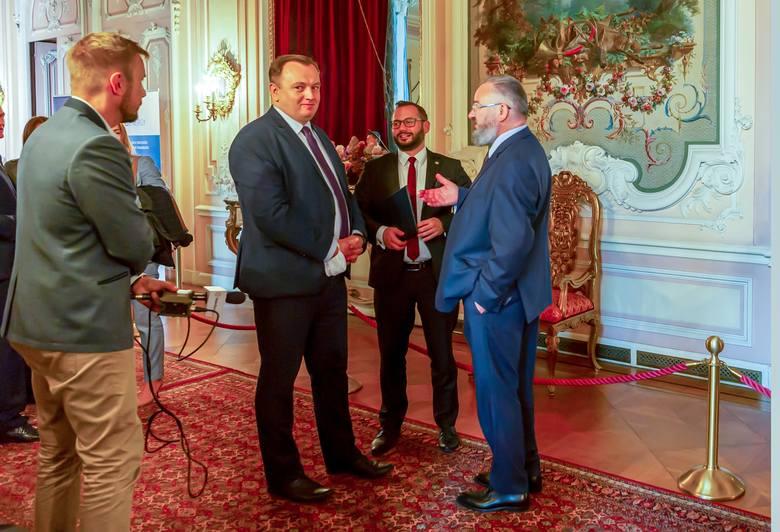 Europejski Kongres MŚP wystartował w Pszczynie - mieście liderze w nowych rozwiązaniach technologicznych czystego powietrza