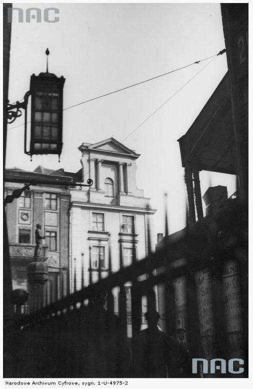 Stary Rynek - 1939 rok