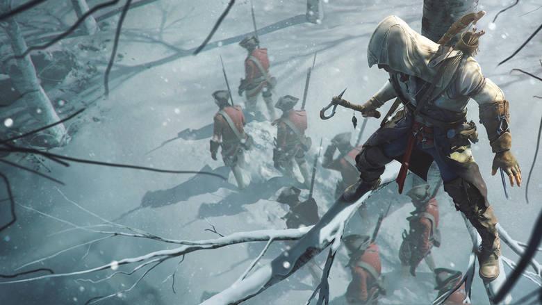 Assassin's Creed IIIAssassin's Creed III: Pierwsza edycja kolekcjonerska