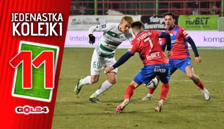 PKO Ekstraklasa. Lechia Gdańsk na przełamanie czekała od 19 grudnia, a Górnik Zabrze od 7 grudnia. Za tydzień te drużyny zagrają w bezpośrednim meczu.