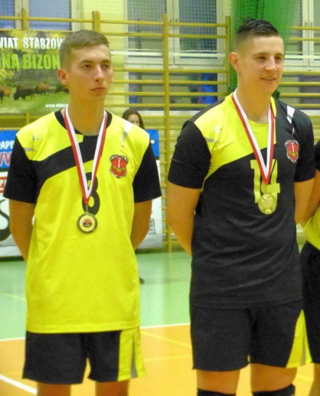 Siatkarz Staszów zwycięzcą Volley Cup