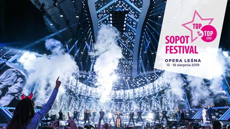 TOP OF THE TOP Sopot FESTIVAL 13-16.08.2019. Największe wydarzenie muzyczne tego lata już wkrótce w Operze Leśnej. Koncerty, wykonawcy
