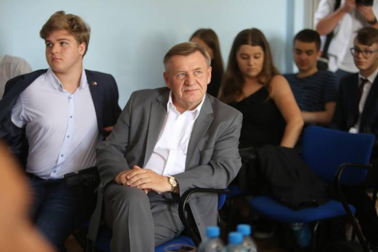 Grzegorz Schetyna W Sosnowcu Czasy Się Zmieniają Ale