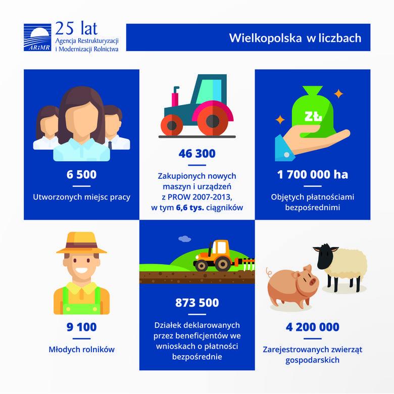 Rolnictwo na europejskim poziomie. To powód do dumy Wielkopolan!